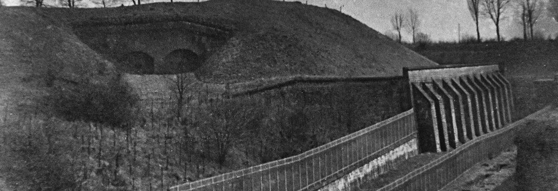 1870-1899 - un fort allemand de la première ceinture