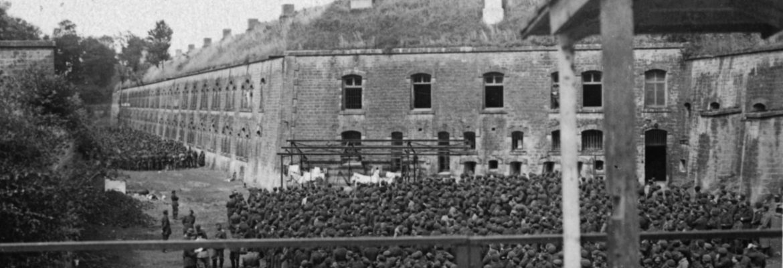 1940-1941 - un camp de prisonniers alliés de guerre