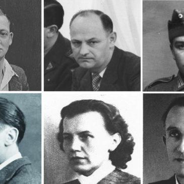 Prisonniers du Sonderlager 1943-1944
